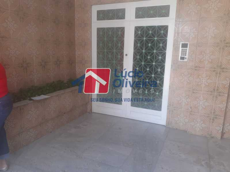 entrada - Apartamento à venda Rua do Cajá,Penha, Rio de Janeiro - R$ 240.000 - VPAP21524 - 15