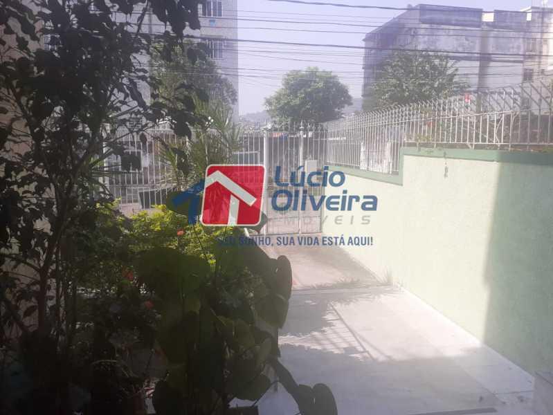 frente predio - Apartamento à venda Rua do Cajá,Penha, Rio de Janeiro - R$ 240.000 - VPAP21524 - 16