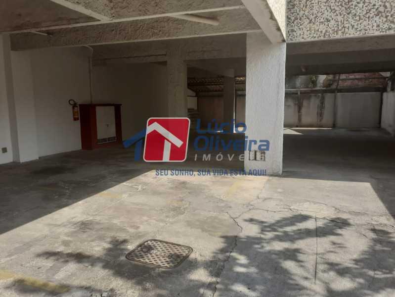 garagem - Apartamento à venda Rua do Cajá,Penha, Rio de Janeiro - R$ 240.000 - VPAP21524 - 17