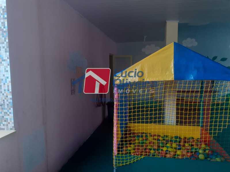 play ground - Apartamento à venda Rua do Cajá,Penha, Rio de Janeiro - R$ 240.000 - VPAP21524 - 20