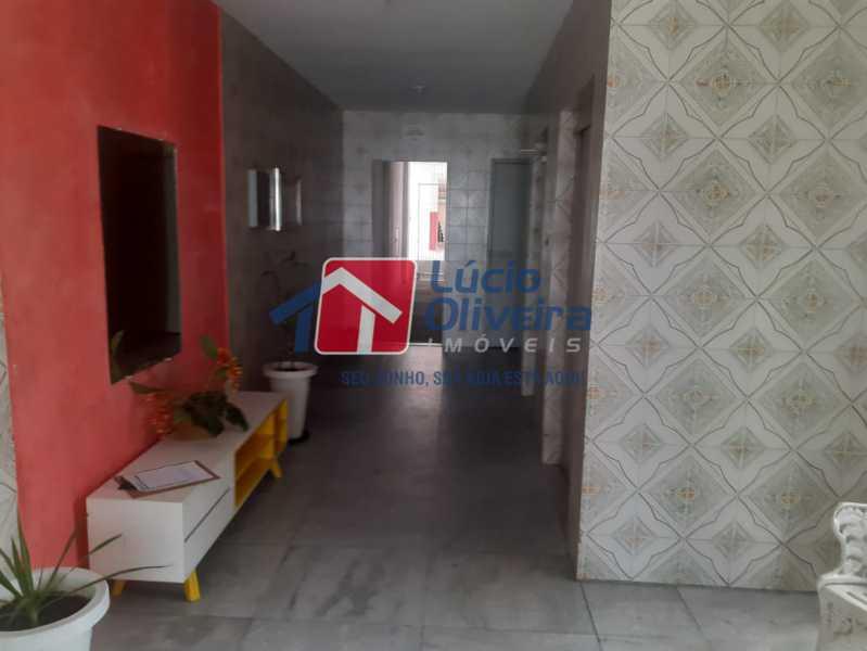 portaria - Apartamento à venda Rua do Cajá,Penha, Rio de Janeiro - R$ 240.000 - VPAP21524 - 22