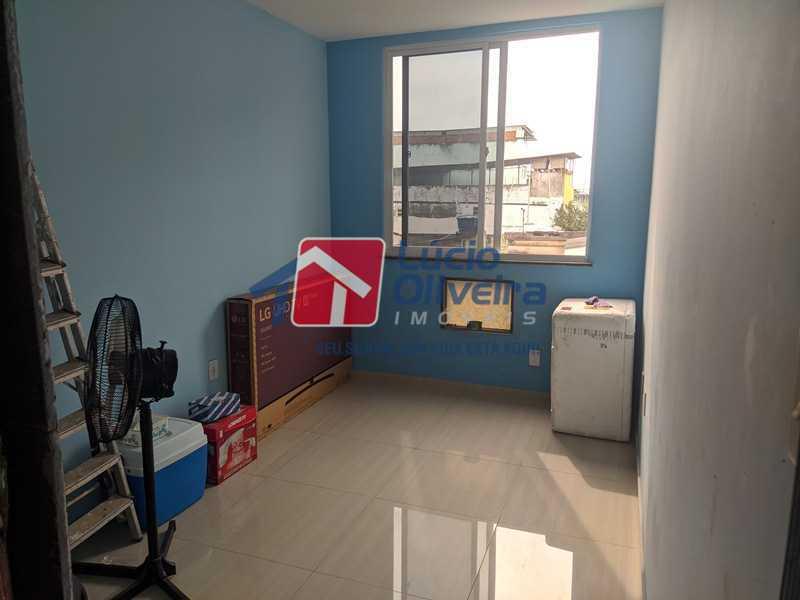 2- Quarto - Casa à venda Rua Agrário Menezes,Vicente de Carvalho, Rio de Janeiro - R$ 380.000 - VPCA20287 - 3