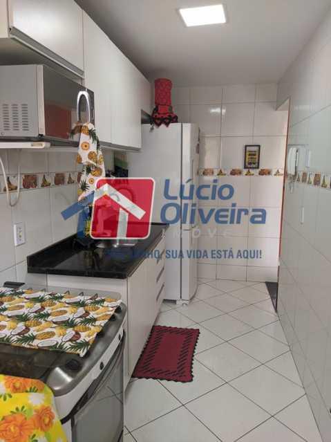 7- Cozinha - Casa à venda Rua Agrário Menezes,Vicente de Carvalho, Rio de Janeiro - R$ 380.000 - VPCA20287 - 8