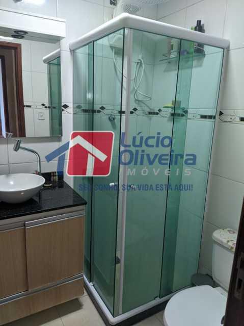 8-Banheiro - Casa à venda Rua Agrário Menezes,Vicente de Carvalho, Rio de Janeiro - R$ 380.000 - VPCA20287 - 9