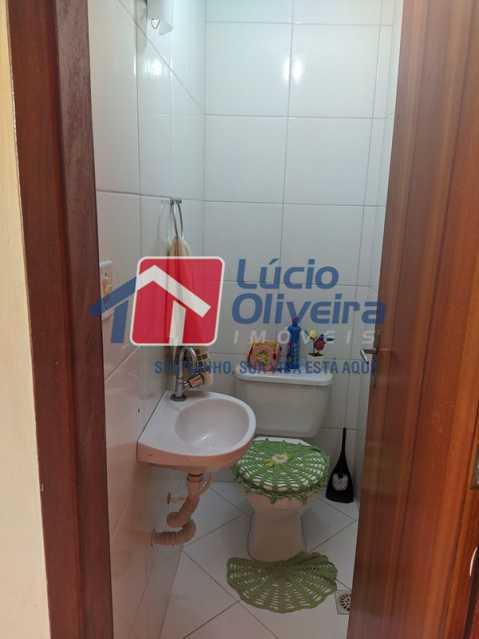9- Banheiro - Casa à venda Rua Agrário Menezes,Vicente de Carvalho, Rio de Janeiro - R$ 380.000 - VPCA20287 - 10