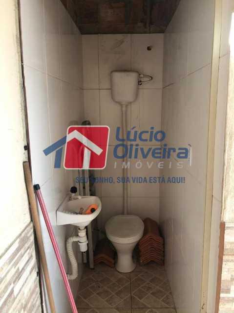 10- Banheiro - Casa à venda Rua Agrário Menezes,Vicente de Carvalho, Rio de Janeiro - R$ 320.000 - VPCA20287 - 11