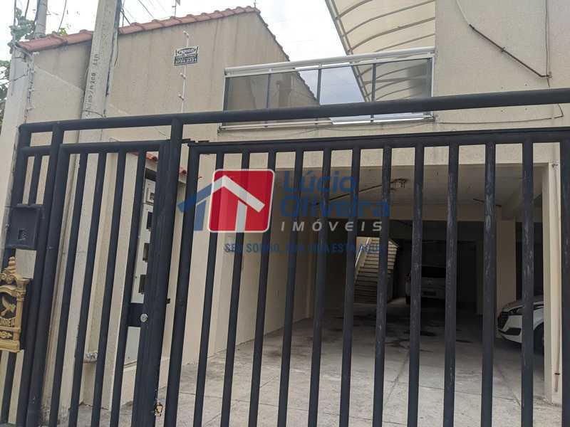 13- Garagem - Casa à venda Rua Agrário Menezes,Vicente de Carvalho, Rio de Janeiro - R$ 380.000 - VPCA20287 - 14