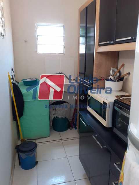 area de serviço. - Casa de Vila 2 quartos à venda Irajá, Rio de Janeiro - R$ 155.000 - VPCV20061 - 13