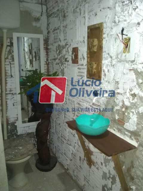 area externa. - Casa de Vila 2 quartos à venda Irajá, Rio de Janeiro - R$ 155.000 - VPCV20061 - 5