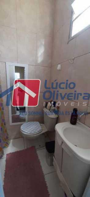 banheiro. - Casa de Vila 2 quartos à venda Irajá, Rio de Janeiro - R$ 155.000 - VPCV20061 - 12