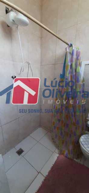 banhiro 2. - Casa de Vila 2 quartos à venda Irajá, Rio de Janeiro - R$ 155.000 - VPCV20061 - 11