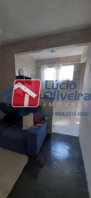 circulação 2. - Casa de Vila 2 quartos à venda Irajá, Rio de Janeiro - R$ 155.000 - VPCV20061 - 7
