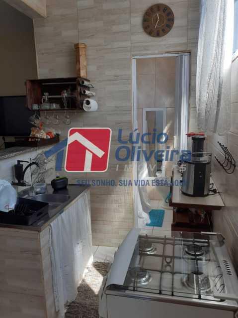 cozinha 4. - Casa de Vila 2 quartos à venda Irajá, Rio de Janeiro - R$ 155.000 - VPCV20061 - 15