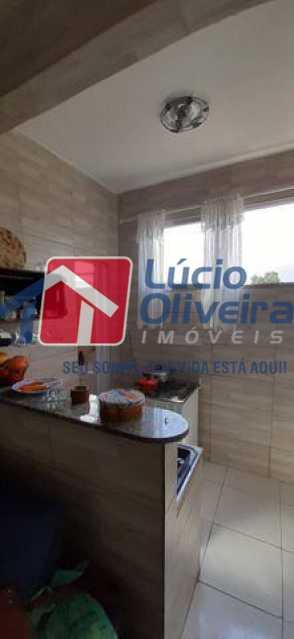 cozinha. - Casa de Vila 2 quartos à venda Irajá, Rio de Janeiro - R$ 155.000 - VPCV20061 - 16