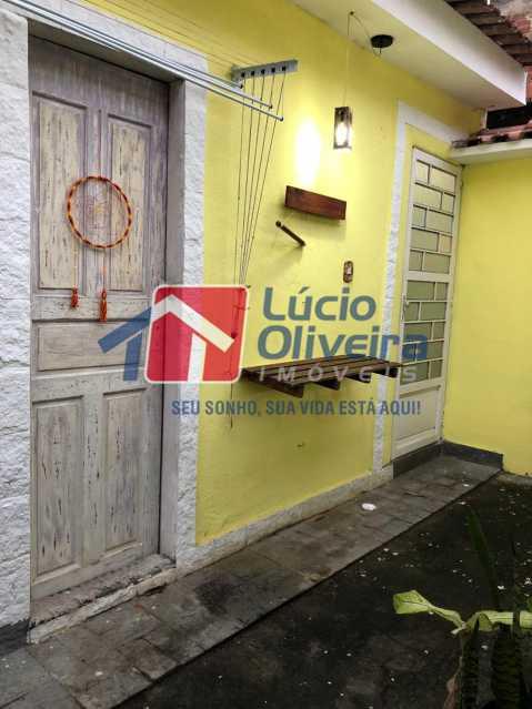 FACHADA. - Casa de Vila 2 quartos à venda Irajá, Rio de Janeiro - R$ 155.000 - VPCV20061 - 1