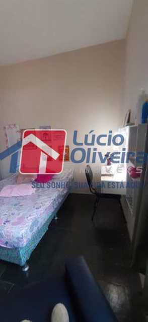 quarto maior. - Casa de Vila 2 quartos à venda Irajá, Rio de Janeiro - R$ 155.000 - VPCV20061 - 20