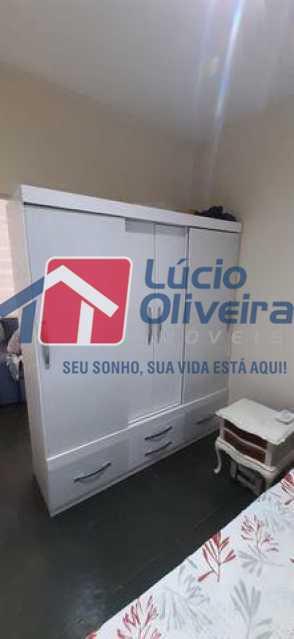 quarto men2. - Casa de Vila 2 quartos à venda Irajá, Rio de Janeiro - R$ 155.000 - VPCV20061 - 21