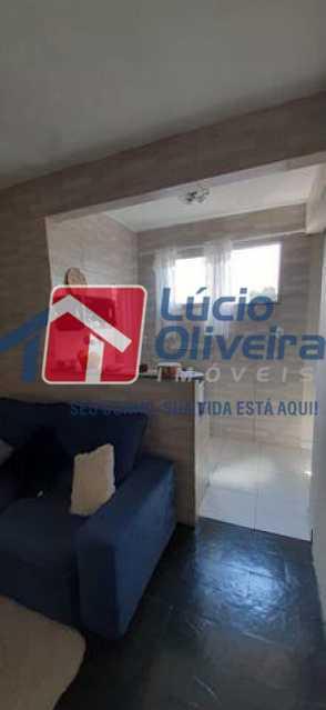 sala 3. - Casa de Vila 2 quartos à venda Irajá, Rio de Janeiro - R$ 155.000 - VPCV20061 - 8