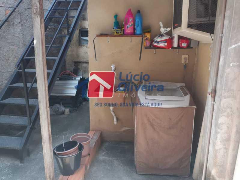 area de serviço - Casa à venda Rua Vaz Lobo,Vaz Lobo, Rio de Janeiro - R$ 170.000 - VPCA20288 - 10