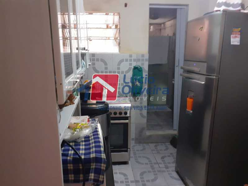 cozinha - Casa à venda Rua Vaz Lobo,Vaz Lobo, Rio de Janeiro - R$ 170.000 - VPCA20288 - 8