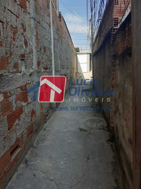 entrada - Casa à venda Rua Vaz Lobo,Vaz Lobo, Rio de Janeiro - R$ 170.000 - VPCA20288 - 11