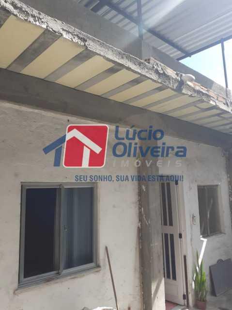 fachada - Casa à venda Rua Vaz Lobo,Vaz Lobo, Rio de Janeiro - R$ 170.000 - VPCA20288 - 13