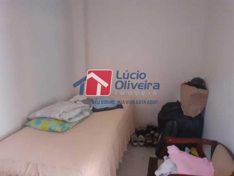 quarto  menor - Casa à venda Rua Vaz Lobo,Vaz Lobo, Rio de Janeiro - R$ 170.000 - VPCA20288 - 7