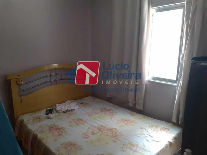 quarto mai2 - Casa à venda Rua Vaz Lobo,Vaz Lobo, Rio de Janeiro - R$ 170.000 - VPCA20288 - 5