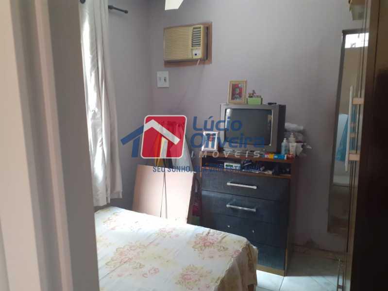 quarto maior - Casa à venda Rua Vaz Lobo,Vaz Lobo, Rio de Janeiro - R$ 170.000 - VPCA20288 - 4
