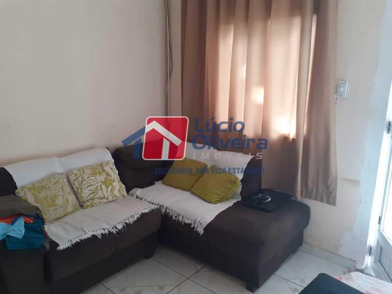 sala - Casa à venda Rua Vaz Lobo,Vaz Lobo, Rio de Janeiro - R$ 170.000 - VPCA20288 - 1