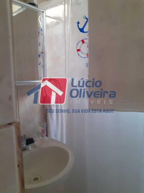 suite - Casa à venda Rua Vaz Lobo,Vaz Lobo, Rio de Janeiro - R$ 170.000 - VPCA20288 - 6