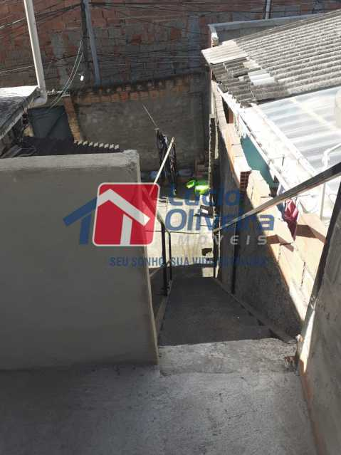 terraço 3 - Casa à venda Rua Vaz Lobo,Vaz Lobo, Rio de Janeiro - R$ 170.000 - VPCA20288 - 16