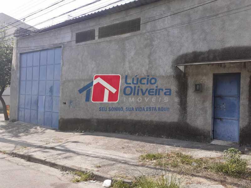 01 - Galpão 600m² à venda Rua Caobi,Irajá, Rio de Janeiro - R$ 1.400.000 - VPGA00014 - 1