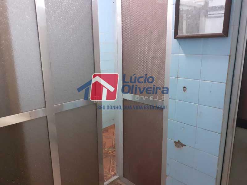 13 - Galpão 600m² à venda Rua Caobi,Irajá, Rio de Janeiro - R$ 1.400.000 - VPGA00014 - 14