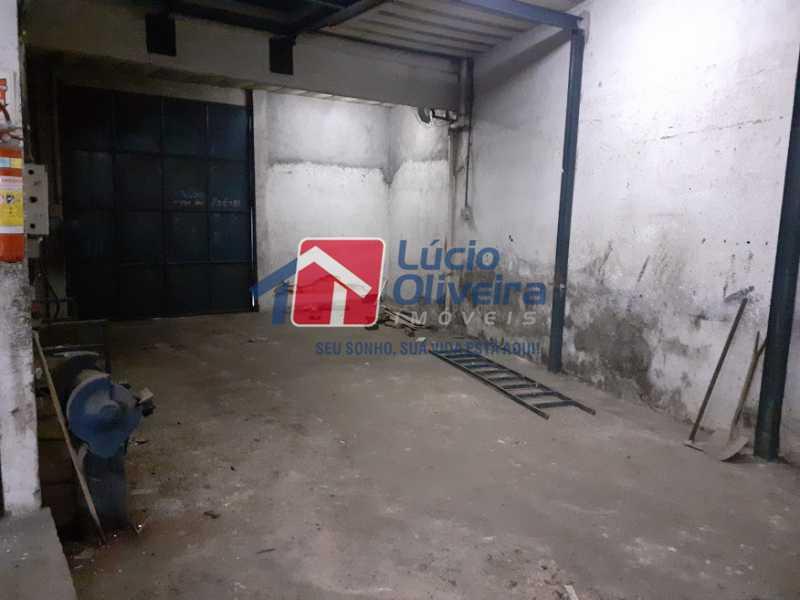 24 - Galpão 600m² à venda Rua Caobi,Irajá, Rio de Janeiro - R$ 1.400.000 - VPGA00014 - 25