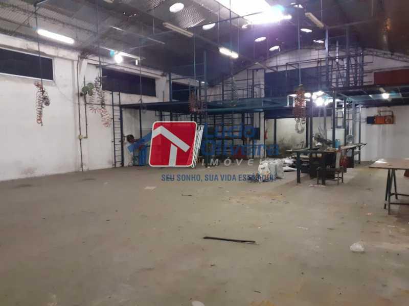 25 - Galpão 600m² à venda Rua Caobi,Irajá, Rio de Janeiro - R$ 1.400.000 - VPGA00014 - 26
