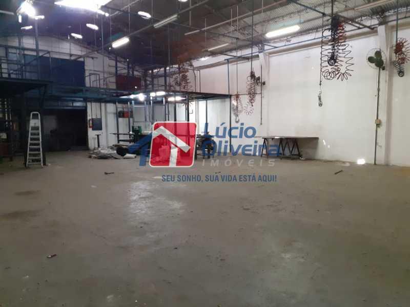26 - Galpão 600m² à venda Rua Caobi,Irajá, Rio de Janeiro - R$ 1.400.000 - VPGA00014 - 27