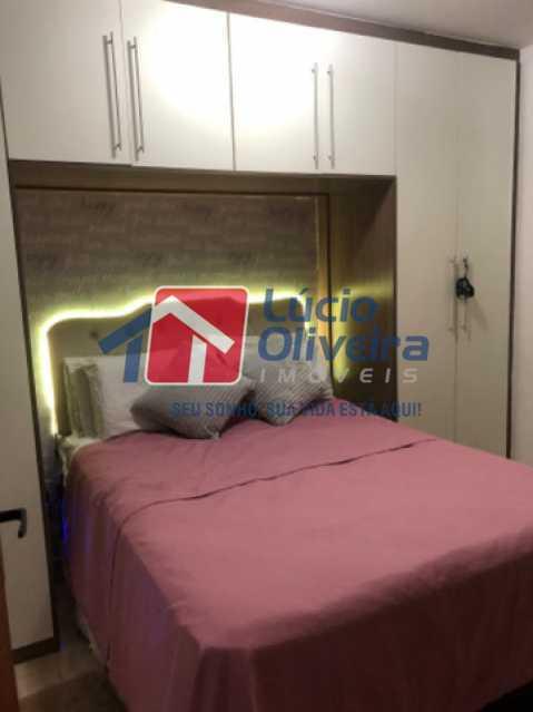 6- Quarto C. - Casa em Condomínio à venda Rua Mário Barbedo,Vila Valqueire, Rio de Janeiro - R$ 599.000 - VPCN30012 - 7
