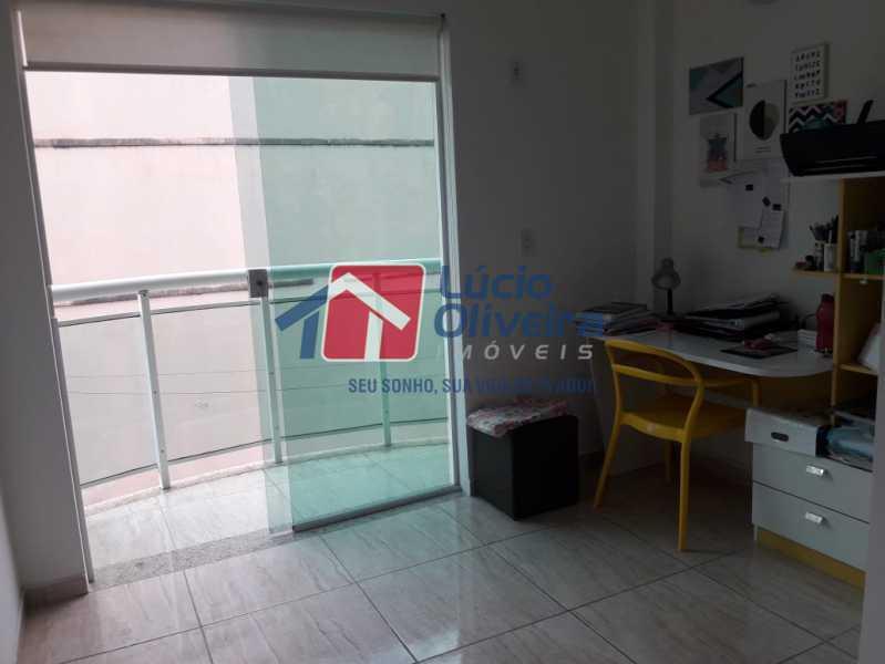 8-Quarto 3 - Casa em Condomínio à venda Rua Mário Barbedo,Vila Valqueire, Rio de Janeiro - R$ 599.000 - VPCN30012 - 9