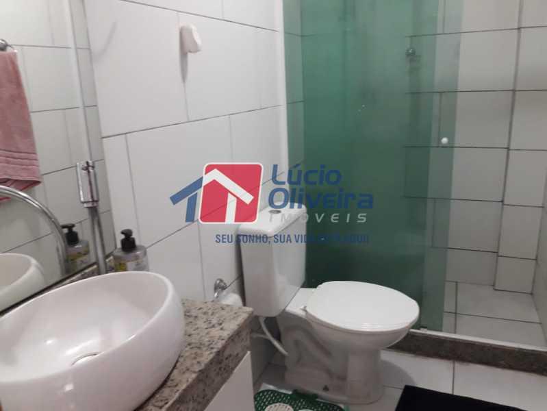 9-Banheiro social - Casa em Condomínio à venda Rua Mário Barbedo,Vila Valqueire, Rio de Janeiro - R$ 599.000 - VPCN30012 - 10