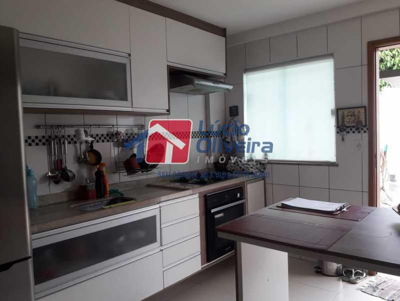 11-cozinha planejada - Casa em Condomínio à venda Rua Mário Barbedo,Vila Valqueire, Rio de Janeiro - R$ 599.000 - VPCN30012 - 12