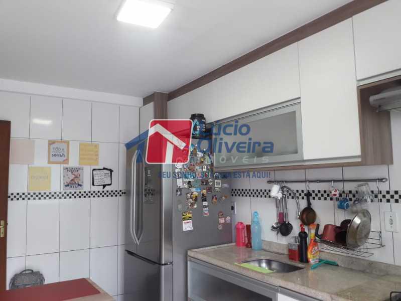 13-Cozinha planejada - Casa em Condomínio à venda Rua Mário Barbedo,Vila Valqueire, Rio de Janeiro - R$ 599.000 - VPCN30012 - 14