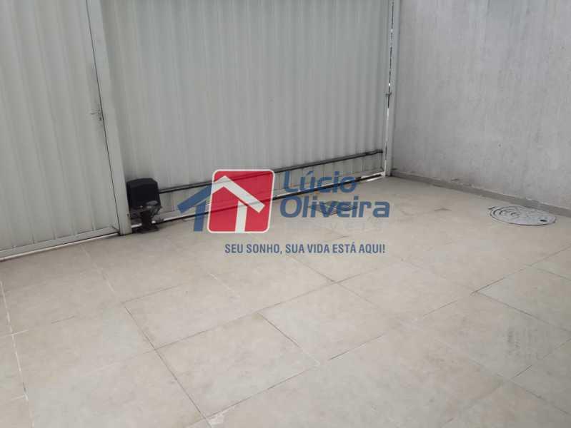 19-Garagem - Casa em Condomínio à venda Rua Mário Barbedo,Vila Valqueire, Rio de Janeiro - R$ 599.000 - VPCN30012 - 20