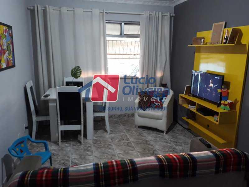 1- Sala ambiente estar - Apartamento à venda Rua Ururai,Coelho Neto, Rio de Janeiro - R$ 135.000 - VPAP21528 - 1