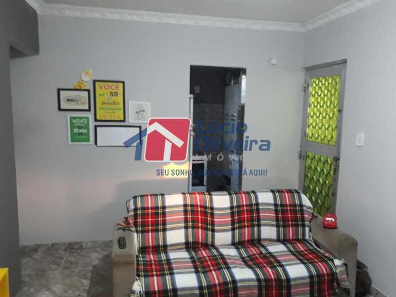 2- Sala ambiente - Apartamento à venda Rua Ururai,Coelho Neto, Rio de Janeiro - R$ 135.000 - VPAP21528 - 3