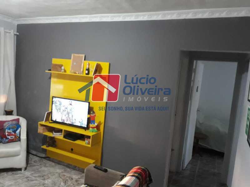 3- Sala ambiente - Apartamento à venda Rua Ururai,Coelho Neto, Rio de Janeiro - R$ 135.000 - VPAP21528 - 4