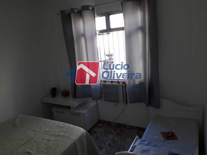 6- Quarto Casal... - Apartamento à venda Rua Ururai,Coelho Neto, Rio de Janeiro - R$ 135.000 - VPAP21528 - 7