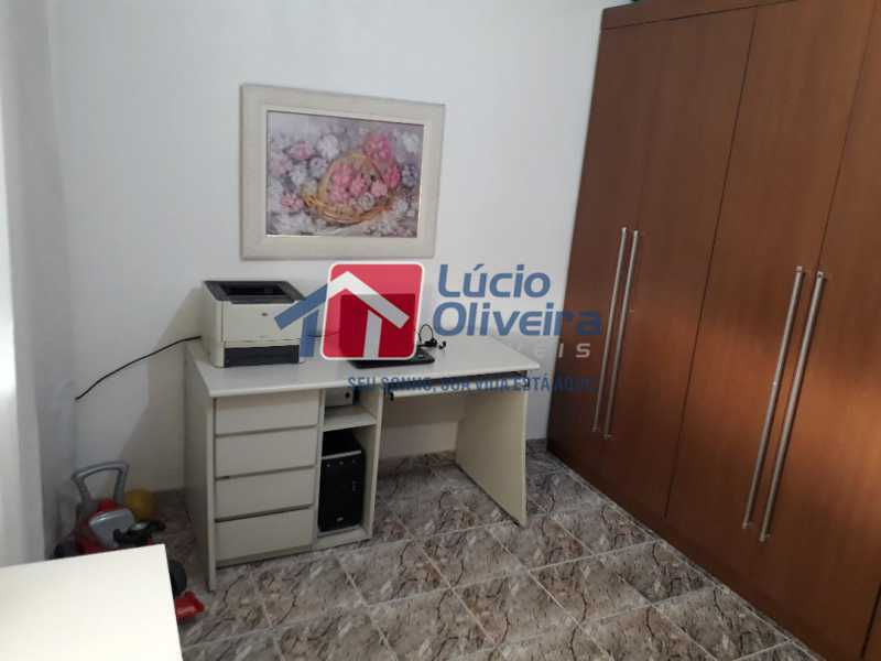 8- Quarto  Solteiro - Apartamento à venda Rua Ururai,Coelho Neto, Rio de Janeiro - R$ 135.000 - VPAP21528 - 9
