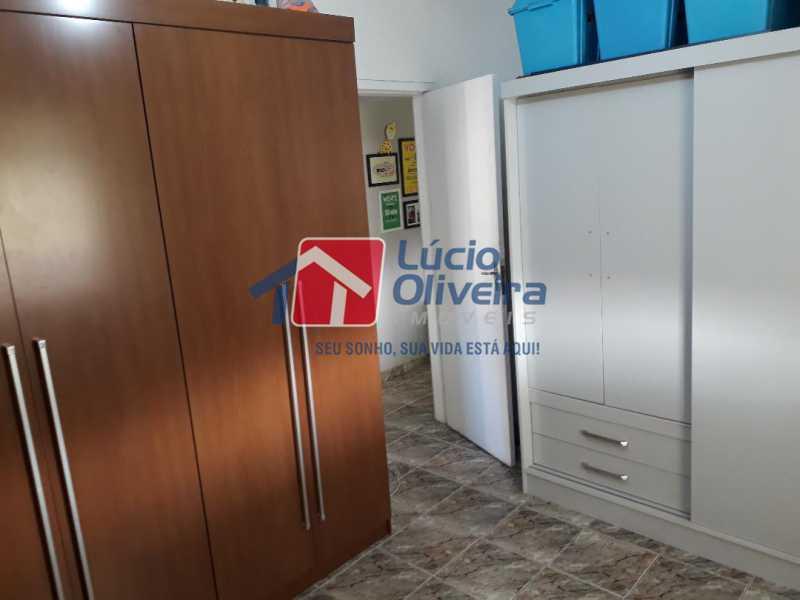 9- Quarto Solteiro armarios - Apartamento à venda Rua Ururai,Coelho Neto, Rio de Janeiro - R$ 135.000 - VPAP21528 - 10