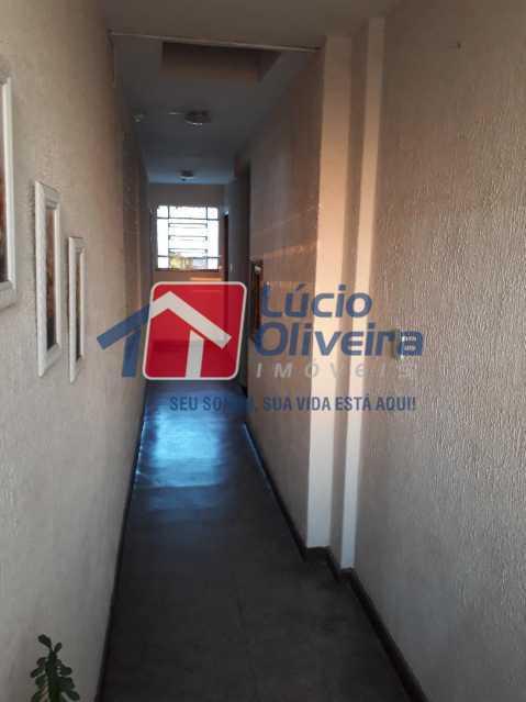 10- Circulação - Apartamento à venda Rua Ururai,Coelho Neto, Rio de Janeiro - R$ 135.000 - VPAP21528 - 11